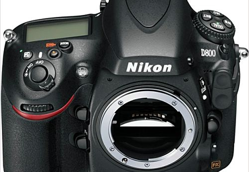 Des faux D800E. Attention sur le Net…