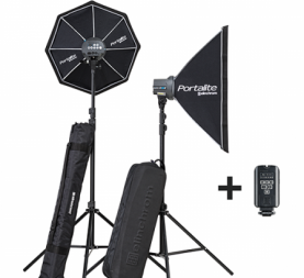 Elinchrom Kit D-Lite RX One / Box 669€ttc
