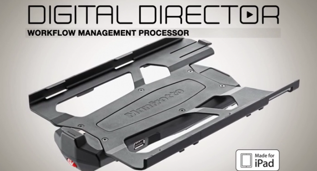 Le Digital Director de Manfrotto