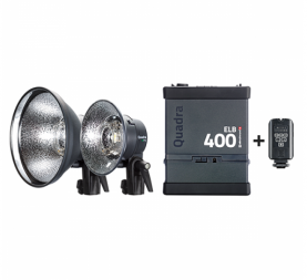 Elinchrom Kit ELB400 Dual To Go 2199 €ttc