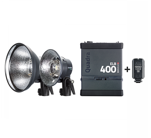 Elinchrom Kit ELB400 Dual To Go 2199 €