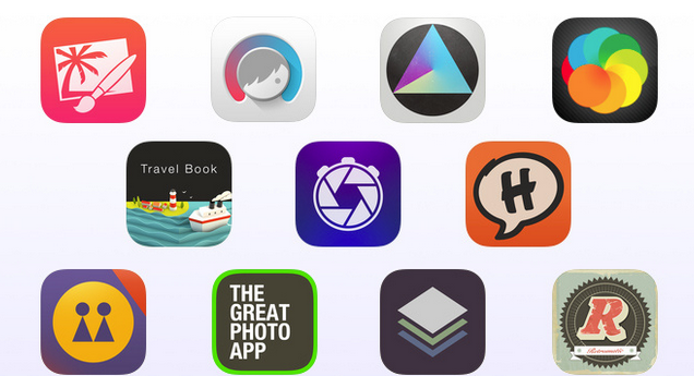Apple's App Store Promotion Discounts Popular Photo & Video Apps to 99 Cents