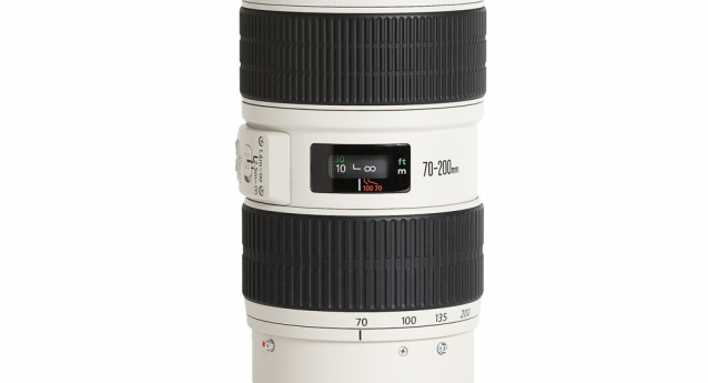 CANON 70-200 F/2,8 L IS USM 42€